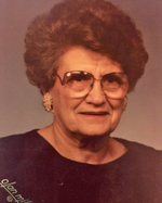 Lucille A.  Cordell (Schronk)